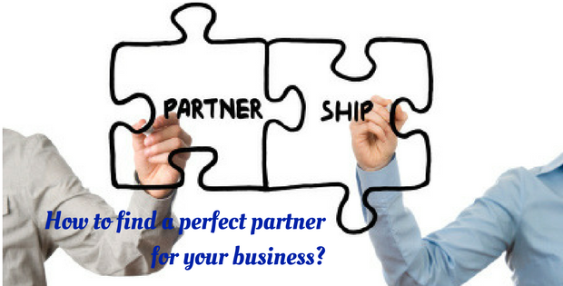 How to find a perfect partner for your Business?