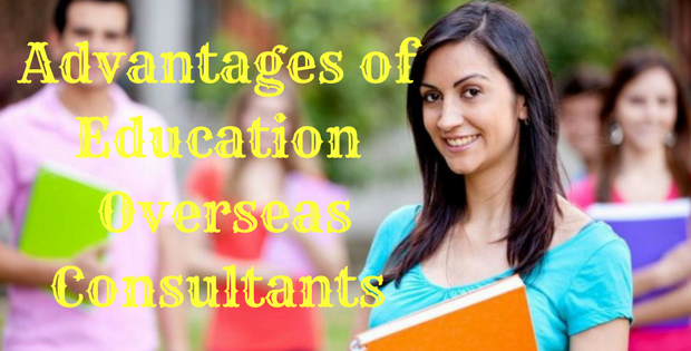 Advantages of Education Overseas Consultants