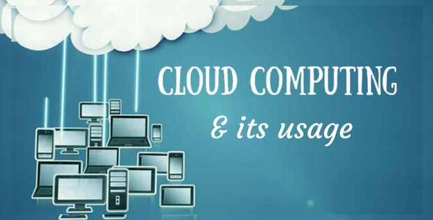 What are the uses of Cloud computing?
